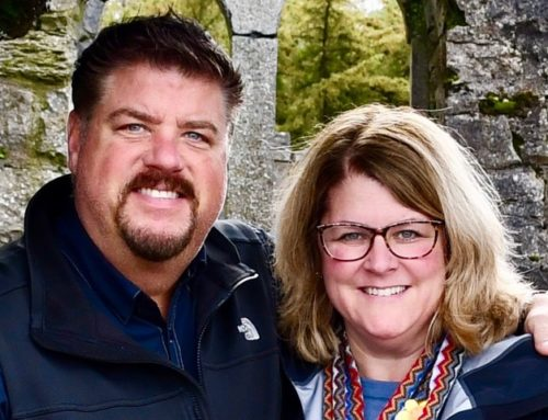 Bud and Kris Roberts – Podcast Interview – One Career Soars, One Sidelines to Support Family