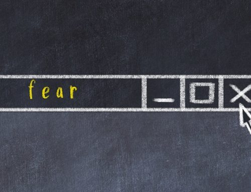 Managing fear and worry about your job and the job market in times of uncertainty